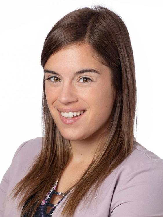 Alexandra Simard, psychologue